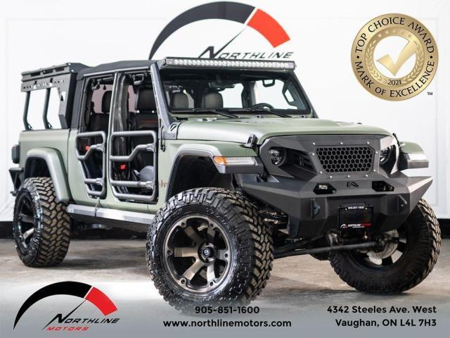 2020 Jeep Gladiator Rubicon/Backup Cam/Navigation/ACC/Push to Start