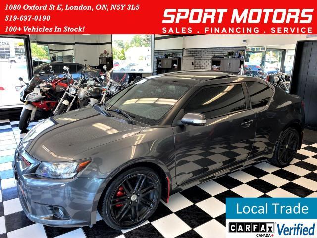 2013 Scion tC TC+New Tires+A/C+Cruise+Leather+Sunroof