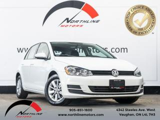 Used 2015 Volkswagen Golf TRENDLINE/Cruise Control/Heated Seats/Bluetooth for sale in Vaughan, ON