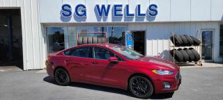 Used 2019 Ford Fusion SE for sale in Ingleside, ON