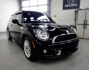 Used 2011 MINI Cooper Clubman CLUBMAN S MODEL,NO ACCIDENT for sale in North York, ON