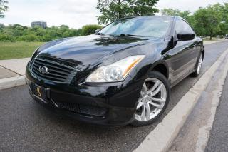 Used 2010 Infiniti G37 1 OWNER / NO ACCIDENTS / AWD / WELL SERVICED/LOCAL for sale in Etobicoke, ON