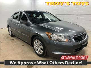 Used 2009 Honda Accord EX-L for sale in Guelph, ON