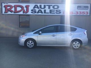 Used 2010 Toyota Prius Base for sale in Hamilton, ON