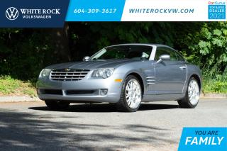 Used 2005 Chrysler Crossfire Limited *LEATHER* *HEATED SEATS* *ADJUSTABLE SPOILER* *PROJECTION HEADLAMPS* for sale in Surrey, BC
