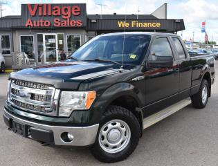 Used 2013 Ford F-150 XLT CRUISE CONTROL! A/C! BACK UP CAMERA! 4X4! for sale in Saskatoon, SK