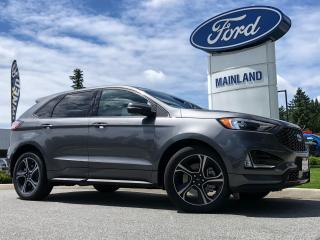 New 2021 Ford Edge ST 400A for sale in Surrey, BC