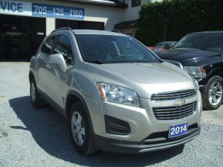 Used 2014 Chevrolet Trax LT, AWD for sale in Beaverton, ON