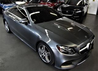 Used 2018 Mercedes-Benz E-Class E 400 for sale in North York, ON