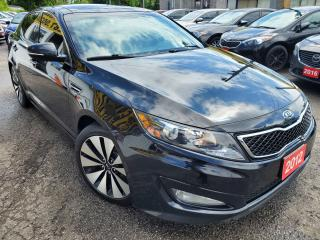 Used 2012 Kia Optima SX/NAVI/CAMERA/LEARHER/ROOF/B.TOOTH/LOADED/ALLOYS for sale in Scarborough, ON