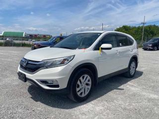Used 2015 Honda CR-V EXL for sale in Innisfil, ON