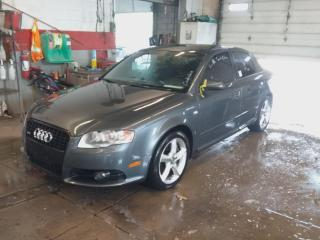 Used 2008 Audi A4 S-LINE 3.2 QUAT for sale in Innisfil, ON