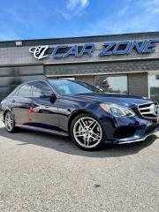 Used 2014 Mercedes-Benz E-Class E 550 4MATIC LOADED for sale in Calgary, AB