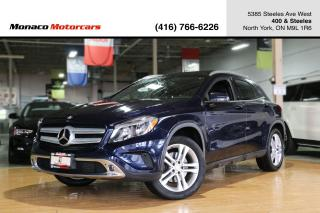 Used 2017 Mercedes-Benz GLA GLA250 4MATIC - EXT.WARRANTY|PANO|BLINDSPOT|NAVI for sale in North York, ON
