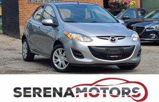Used 2012 Mazda MAZDA2 GX | AUTO | AC | CRUISE | NO ACCIDENTS | LOW KM for sale in Mississauga, ON