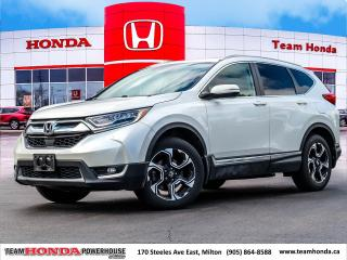 Used 2017 Honda CR-V Touring for sale in Milton, ON