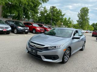 Used 2018 Honda Civic EX for sale in London, ON