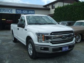 Used 2019 Ford F-150 XL, 5.0L V8, Reg. Cab, 8' Box for sale in Beaverton, ON