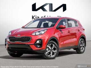 New 2022 Kia Sportage LX for sale in Hamilton, ON