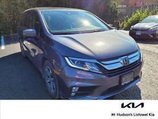 Used 2018 Honda Odyssey EX Sunroof | Power Slding Doors | Rear Vision Camera for sale in Listowel, ON