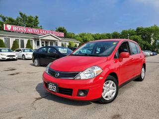 Used 2012 Nissan Versa 1.8 S for sale in Oshawa, ON