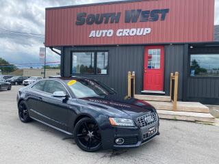 Used 2012 Audi S5 V8 4.2L|Quattro|NAVI|Backup|Bluetooth|Alloys|Roof for sale in London, ON