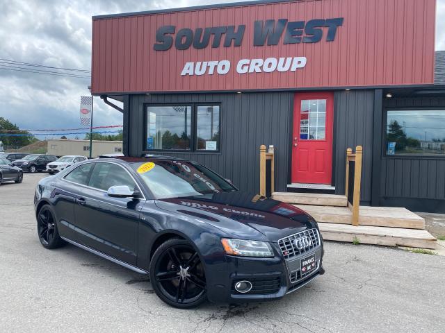 2012 Audi S5 SOLD