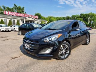 Used 2016 Hyundai Elantra GT GLS for sale in Oshawa, ON