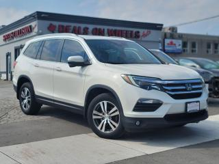 Used 2017 Honda Pilot EX-L for sale in Oakville, ON