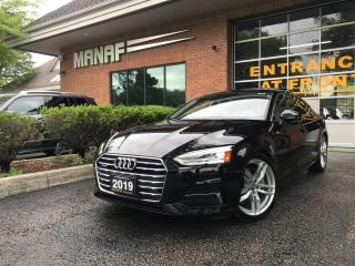 Used 2019 Audi A5 A5 Quattro Komfort S tronic Panoramic Roof cert* for sale in Concord, ON