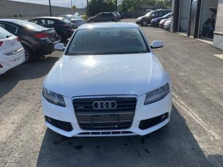 Used 2011 Audi A4 2.0T for sale in Hamilton, ON
