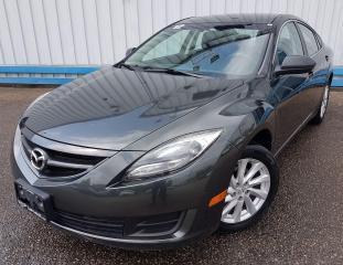Used 2012 Mazda MAZDA6 GS *6-SPEED* for sale in Kitchener, ON