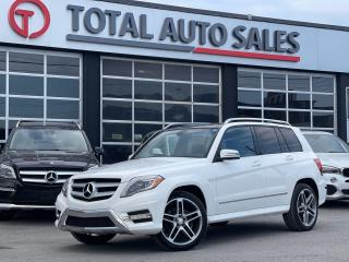 Used 2015 Mercedes-Benz GLK-Class //AMG   NAVI   PANO   XENON for sale in North York, ON