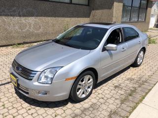 Used 2009 Ford Fusion 19,000 kilometres V6 SEL! for sale in Hamilton, ON