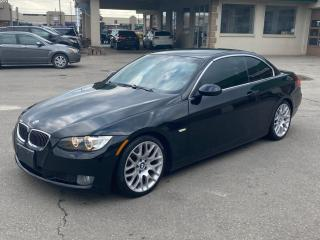 Used 2008 BMW 3 Series 2dr Cabriolet 328i RWD for sale in Caledon, ON