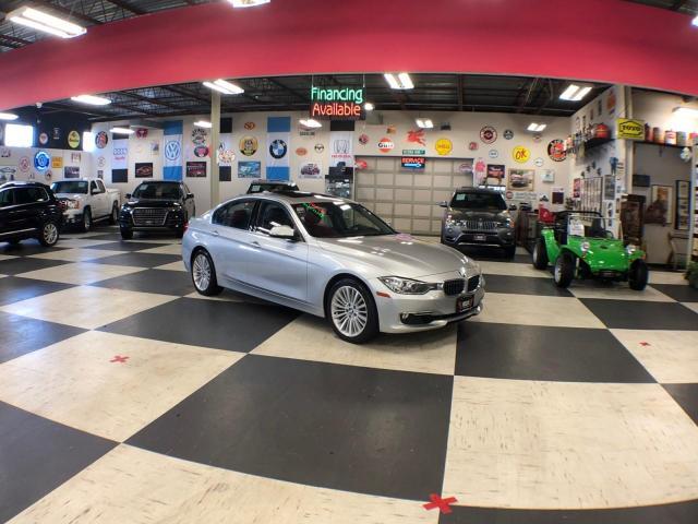 2014 BMW 3 Series XDRIVE  LUXURY & NAVI PKG AUTO LEATHER H/S SUNROOF