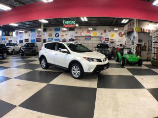 Used 2015 Toyota RAV4 LIMITED AUTO AWD NAVI LEATHER SUNROOF CAMERA 118K for sale in North York, ON