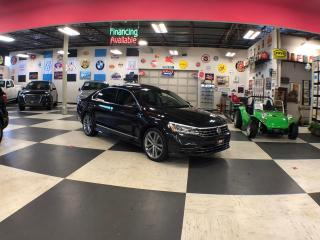 Used 2017 Volkswagen Passat 1.8TSI R-LINE AUTO NAVI LEATHER SUNROOF CAMERA for sale in North York, ON