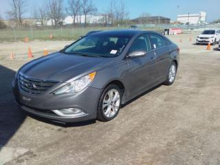 Used 2012 Hyundai Sonata LIMITED for sale in Innisfil, ON