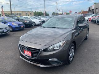Used 2014 Mazda MAZDA3 GX-SKY for sale in Hamilton, ON