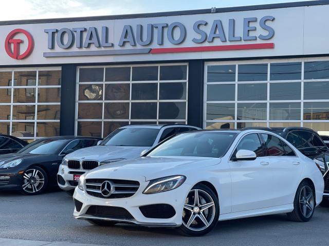 2015 Mercedes-Benz C-Class //AMG | C400 | BURMESTER | NAVI | LOADED