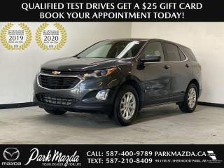 Used 2019 Chevrolet Equinox LT for sale in Sherwood Park, AB