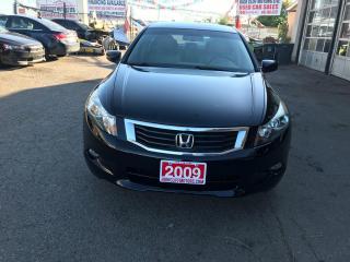 Used 2009 Honda Accord EX-L  V6  3.5L for sale in Etobicoke, ON