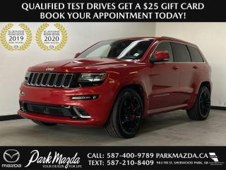 Used 2014 Jeep Grand Cherokee SRT8 for sale in Sherwood Park, AB