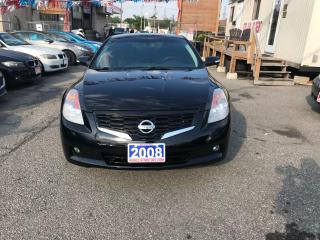 Used 2008 Nissan Altima 2 Dr Coupe SE Auto V6  3.5L for sale in Etobicoke, ON