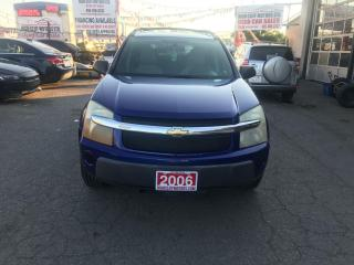 Used 2006 Chevrolet Equinox LS for sale in Etobicoke, ON