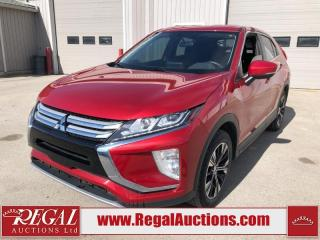 Used 2018 Mitsubishi Eclipse Cross SE 4D Utility AWD 1.5L for sale in Calgary, AB