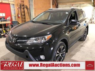 Used 2015 Toyota RAV4 XLE 4D Utility AWD for sale in Calgary, AB