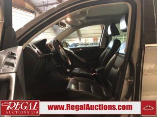 Used 2009 Volkswagen Tiguan Highline 4D Utility AWD for sale in Calgary, AB