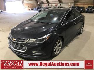 Used 2016 Chevrolet Cruze 4D Sedan for sale in Calgary, AB